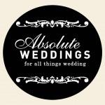 Absolute Weddings Logo
